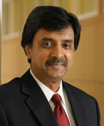 headshot of viswanathan